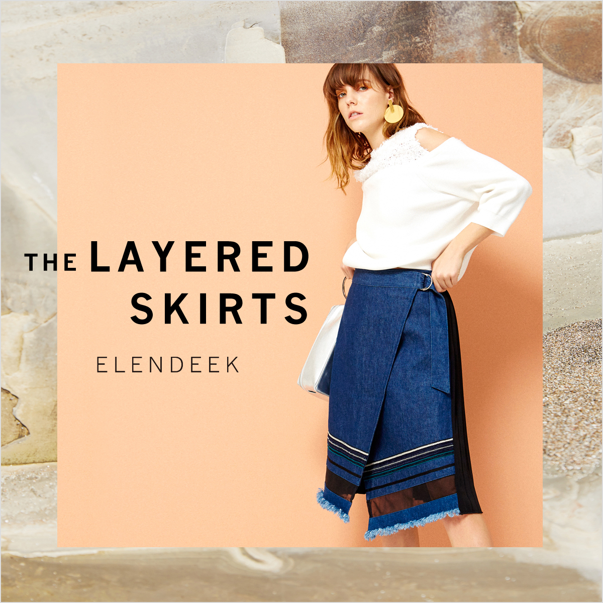 THE LAYERED SKIRTS